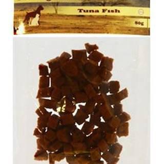 Pochoutka Tuňákové maso kostky 80g
