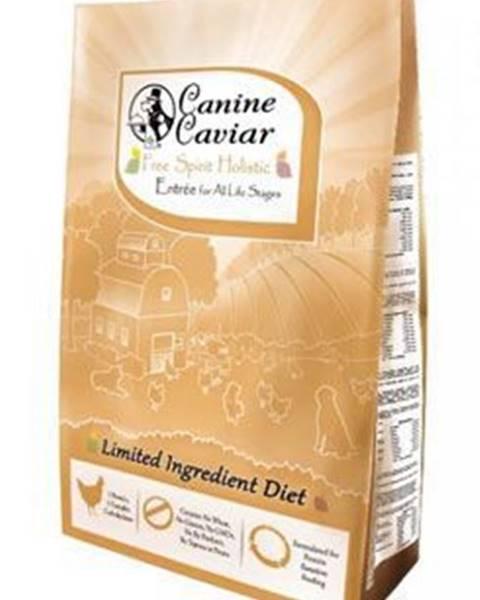 Granule Canine caviar