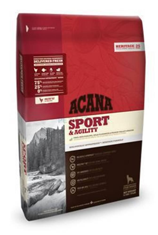 Acana Acana Dog Sport Heritage 11,4kg