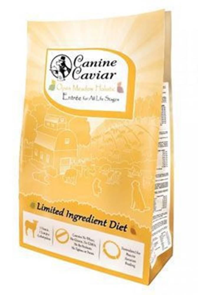 Canine caviar Canine Caviar Open Meadow Alkaline (jahňa) 10kg