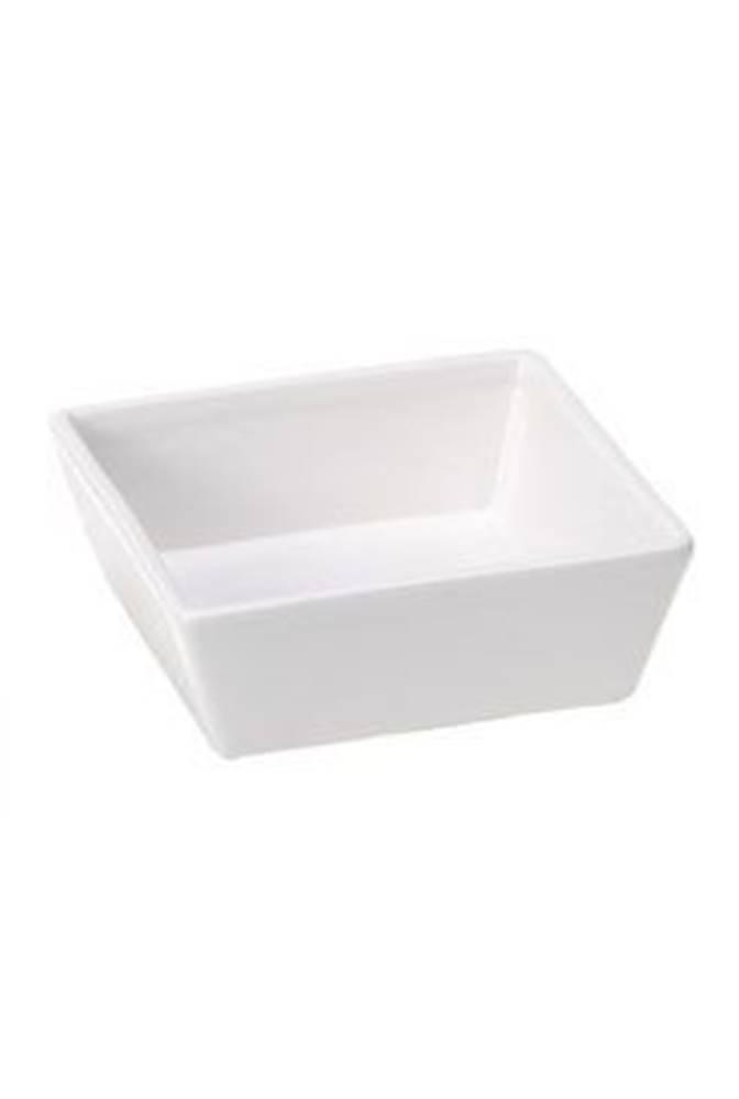 Ferplast Miska keramická ALTAIR White 14 čtvercová 0,5l FP