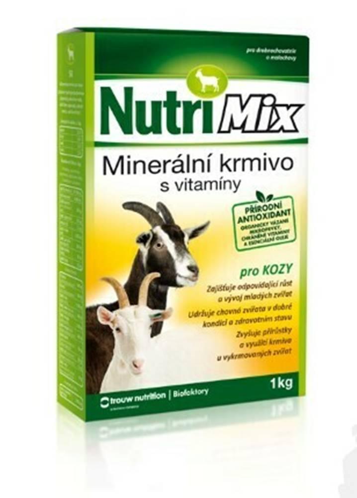 Biofaktory NutriMix pro kozy plv 1kg