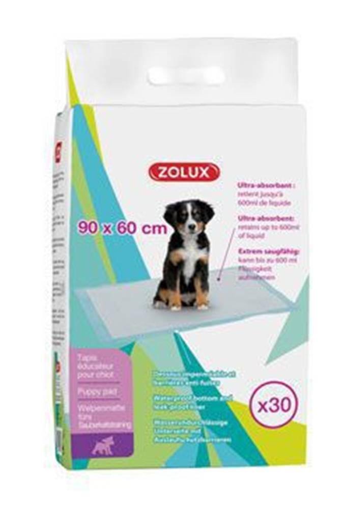 Zolux Podložka štěně 90x60cm ultra absorbent bal 30ks Zolux