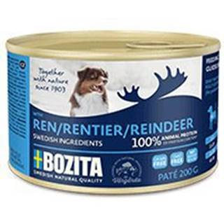 Bozita DOG Paté Reindeer 200g