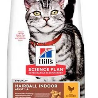 """Hill's Fel. Dry Adult""""HBC for indoor cats""""Chicken 300g"""