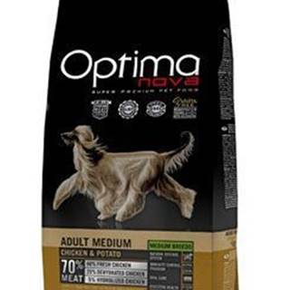 Optima Nova Dog GF Adult medium 2kg