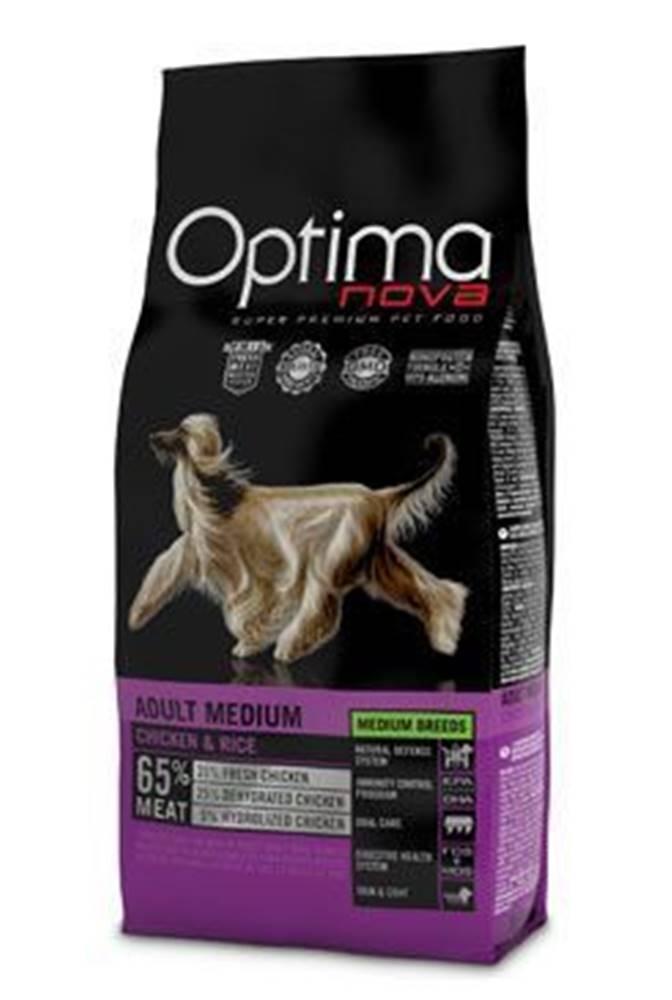Optima Nova Optima Nova Dog Adult medium 2kg