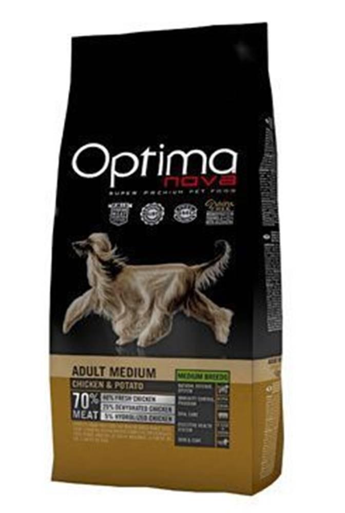 Optima Nova Optima Nova Dog GF Adult medium 2kg
