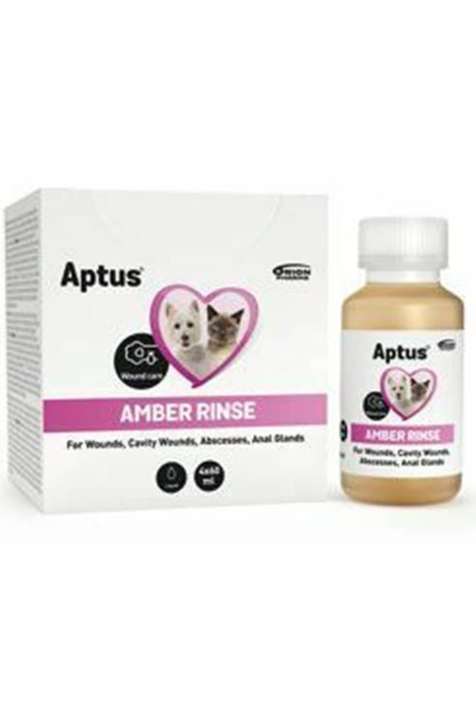 ORION Pharma Aptus Amber Rinse 4x60ml