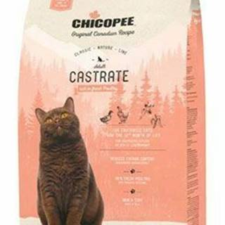 Chicopee Cat Castrate Poultry  1,5kg
