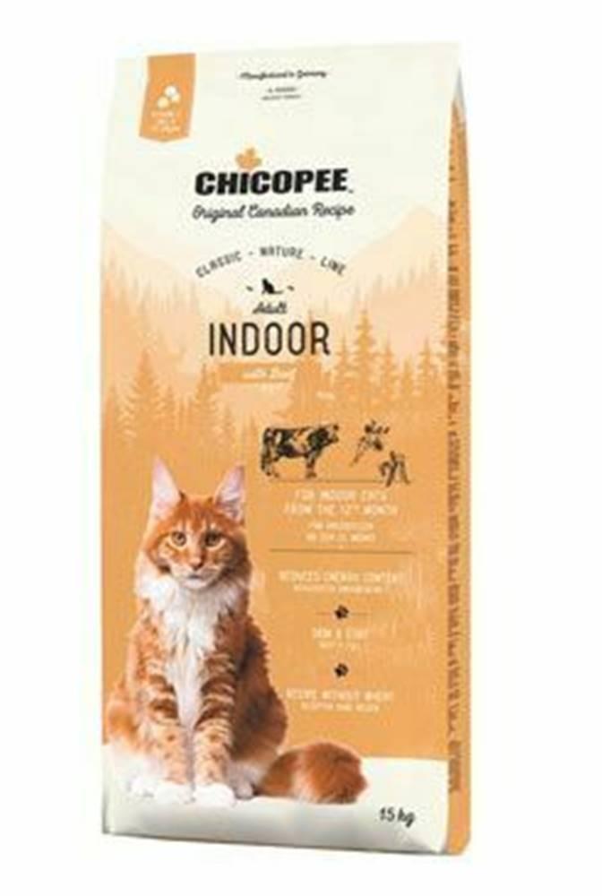 CHICOPEE Chicopee Cat Adult Indoor Beef 15kg