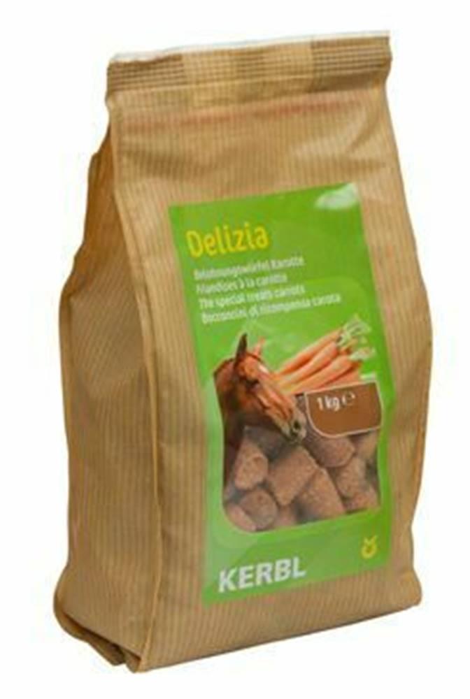 Ostatní Pochúťka pre kone Delizia mrkvu 1kg