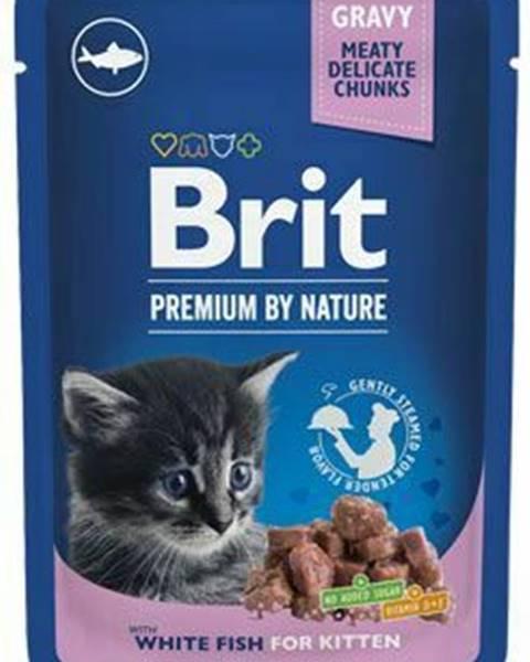 Kapsičky Brit Premium
