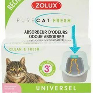 PURECO Refill osviežovač a pohlcovač zápachu 6x Zolux