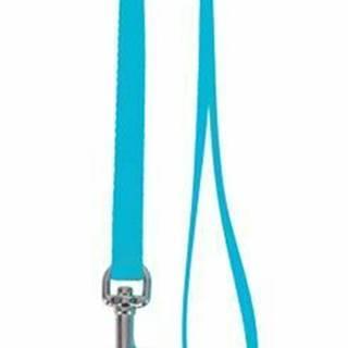 Vodítko mačka nylon 10mm / 1m modré Zolux