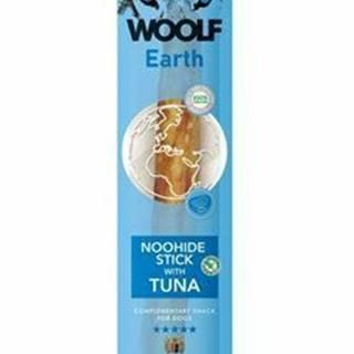 Woolf pochúťka Earth NOOHIDE XL Stick with Tuna 85g