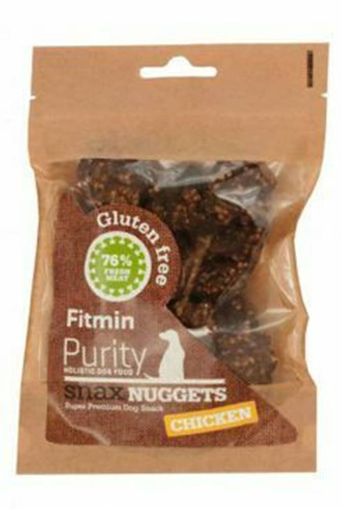 Vetri-Science Fitmin dog Purity Snax NUGGETS chicken 64g