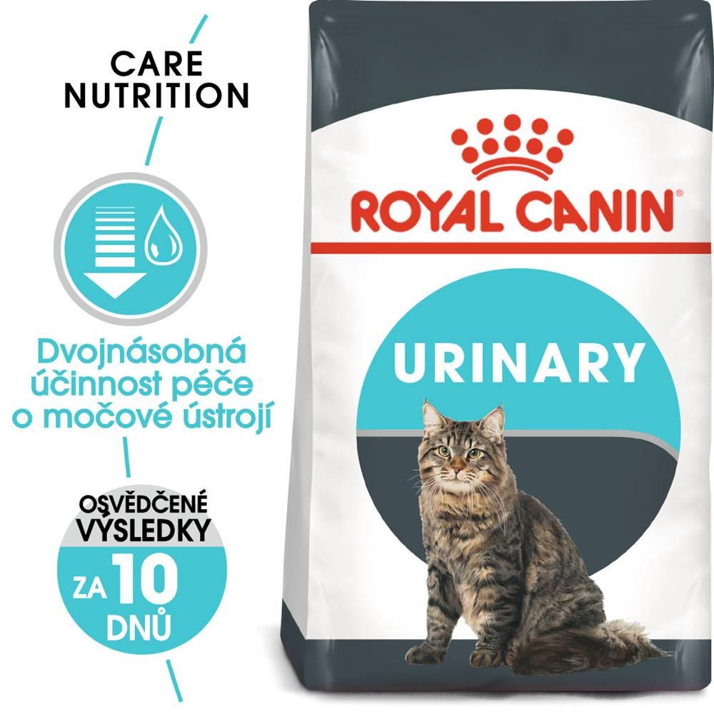 (bez zařazení) Royal Canin Urinary Care - granule pre mačky s obličkovými problémami - 10kg