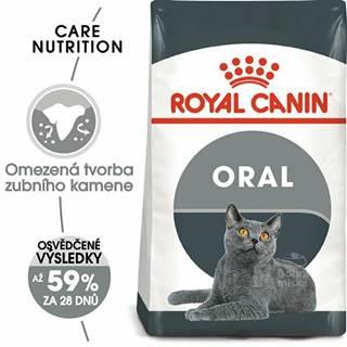 Royal canin Kom.  Feline Oral Sensitive  400g