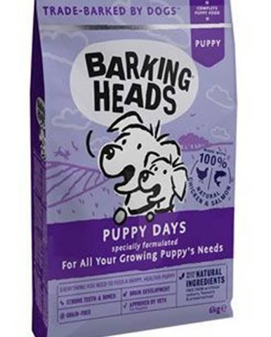 BARKING HEADS Puppy Days NEW 6kg