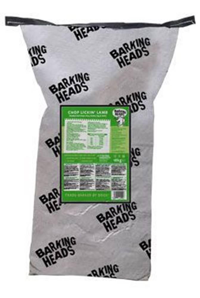 Barking heads BARKING HEADS Chop Lickin' Lamb 18kg