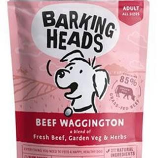 BARKING HEADS Beef Waggington 300g