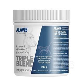 Alavis Triple Blend pre psov a mačky 200g