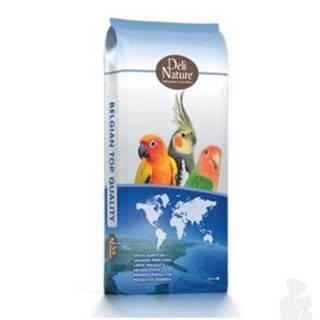 Krmivo pre vtáky Parakeet Agapornis 4kg