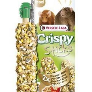 VL Crispy Sticks pre potkany / myš Kukurica / orech 110g
