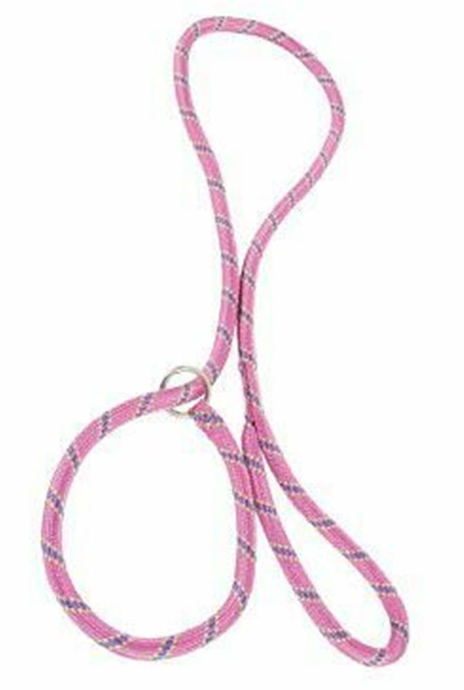 Zolux Vodítko pes nylonové sťahovacie 1,8m ružové Zolux