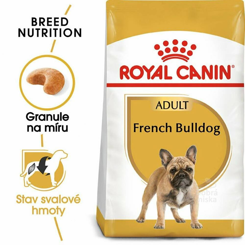 Royal Canin Royal canin Breed Fr. Buldoček3kg