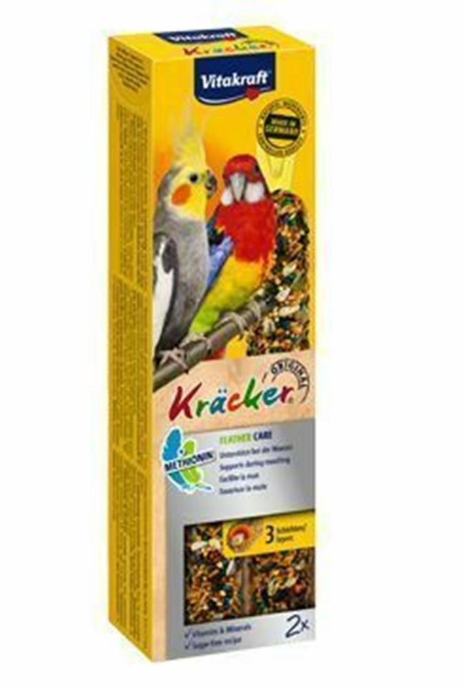 Vitakraft Vitakraft Bird Kräcker korela/papouš. moulting tyč 2ks