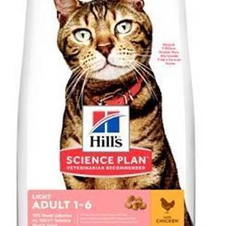 Hill's Fel. Dry SP Adult Light Chicken 10kg
