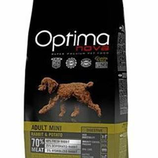 Optima Nova Dog GF Adult mini digestive 8kg
