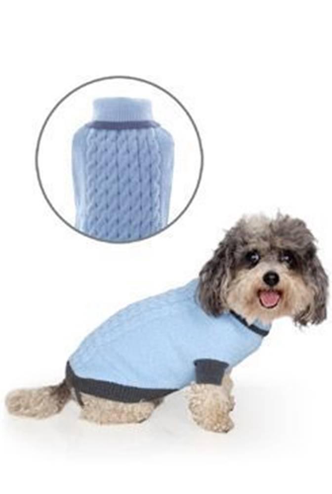 Tommi Svetr Liverpool pro psy modrý 40cm
