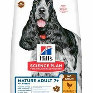 Hill's Can.Dry SP Mature Adult NG Chicken 14kg
