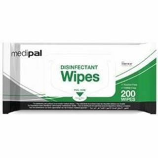 Obrúsky dezinfekčné MEDIPAL 200ks