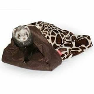 Pelech Tuli DUO pre drobné zvieratá