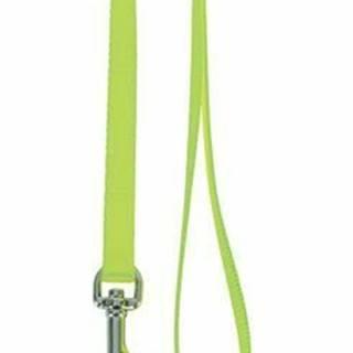 Vodítko mačka nylon 10mm / 1m zelené Zolux