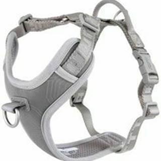 Postroj Hurtta Venture No-Pull šedý 45-60cm