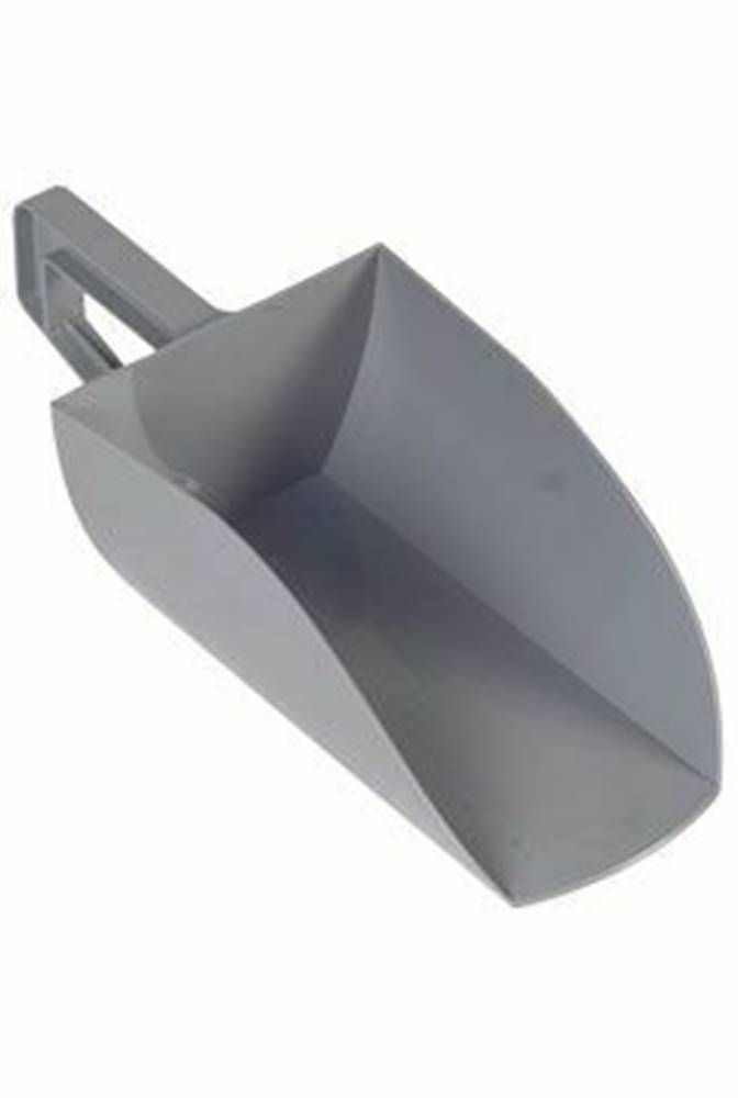 Ostatní Lopatka na krmivo plast 1,5kg šedá