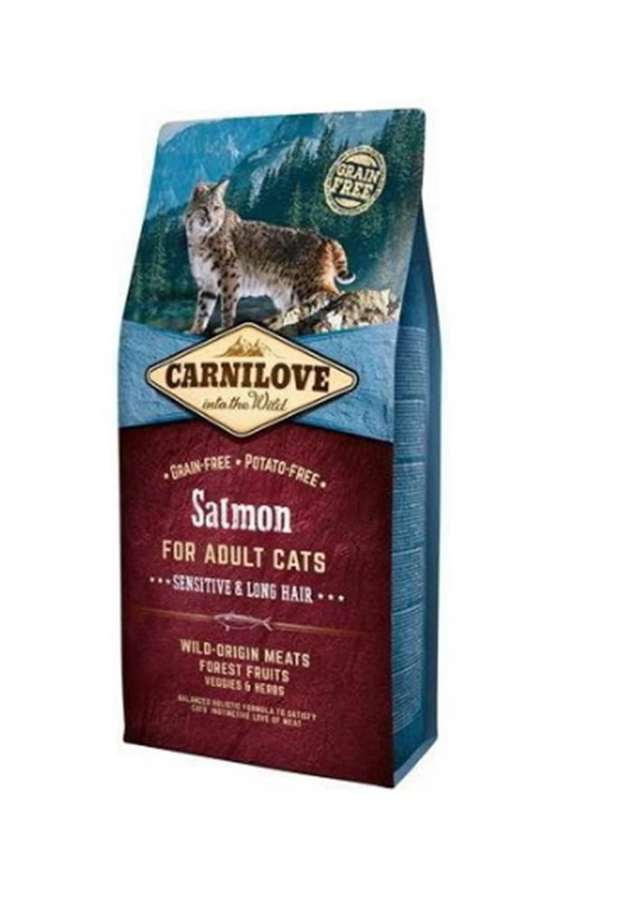 Carnilove Carnilove Cat Salmon for Adult Sensitiv & LH  2kg
