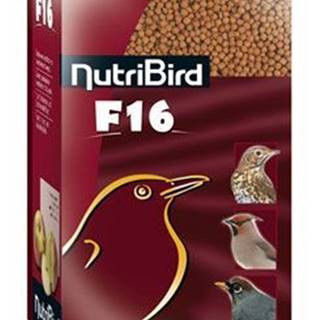 VL Nutribird F16 pre holubovite a drozdovite ptak 800g