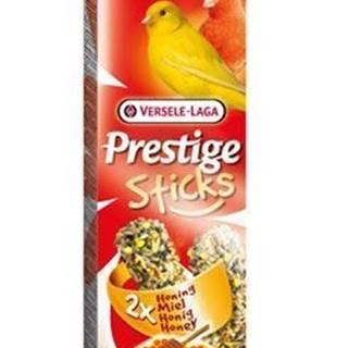 VL Prestige Sticks pre kanárikov Honey 2x30g
