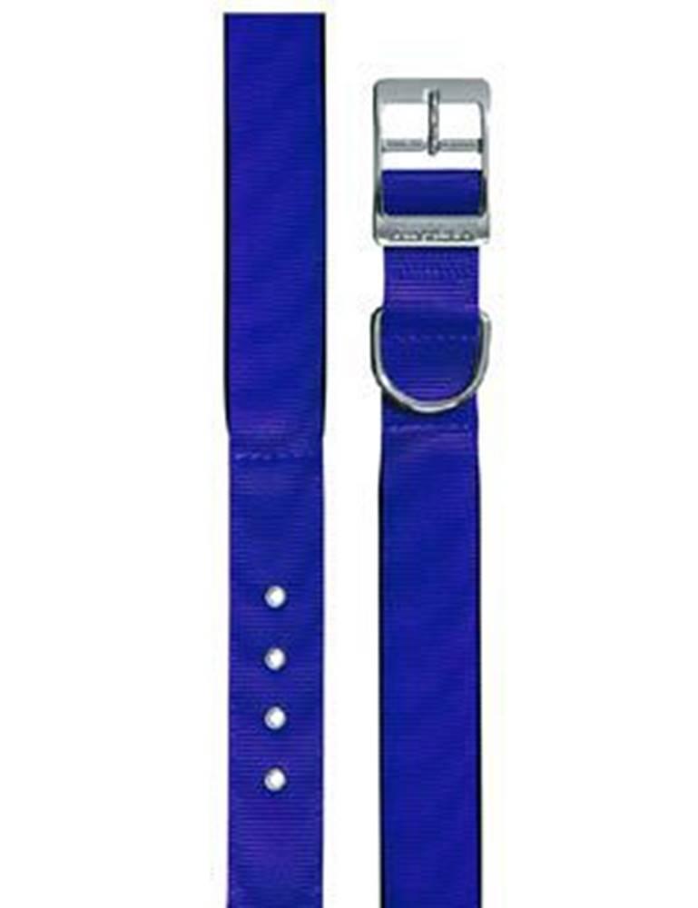 Ferplast Obojek nylon DAYTONA C 35cmx15mm modrý FP 1ks