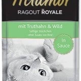 Miamor Cat Ragout kapsa krocan+zvěř. ve šťávě 100g