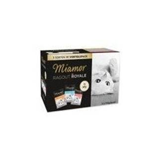 Miamor Cat Ragout kapsa Multi, krůta+losos+te 3x4x100g