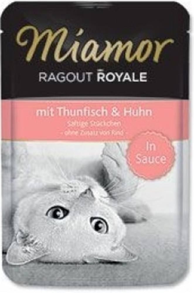 Miamor Miamor Cat Ragout kapsa tuňák+kuře ve šťávě 100g