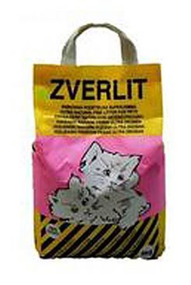 Zverlit ZVERLIT fialový super jemná svůní Podestýlka kočka 6kg