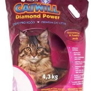 Podstielka Catwill Economical pack 4,3kg